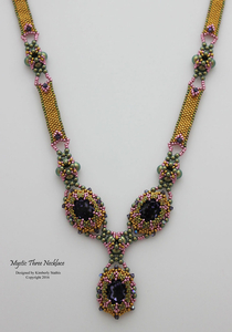 Mystic Three Necklace