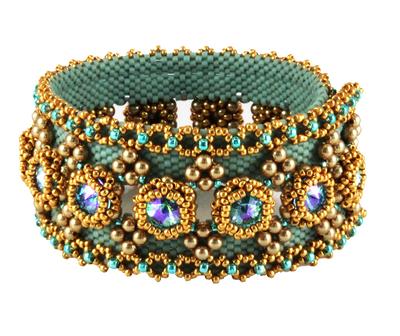 Vintage Moon Bracelet |  Kits