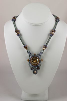 Eye of the Storm Necklace |  Kits