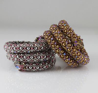 Honeycomb Bracelet Free PDF |  Kits