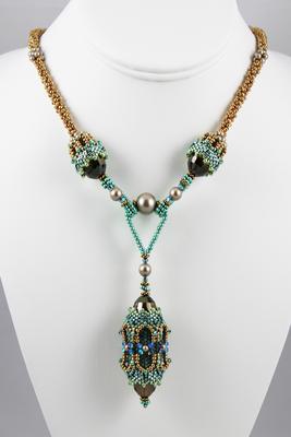 Moroccan Lantern Necklace |  Kits