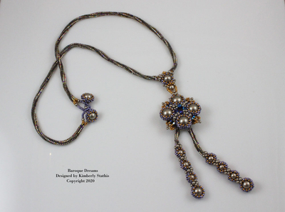 Baroque Dreams Necklace | What's New