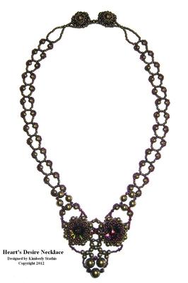 Heart's Desire Necklace