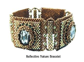 Reflective Nature Bracelet