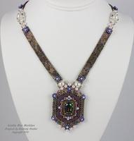 Image Lenten Rose Necklace