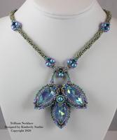 Image Trillium Necklace