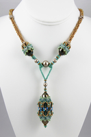 Image Moroccan Lantern Necklace