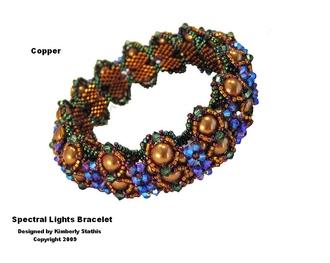 Spectral Lights Bracelet
